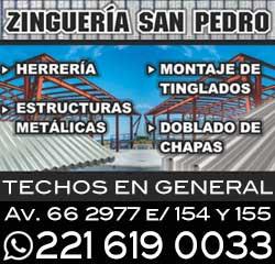Zingueria San Pedro