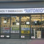 FRENOS Y EMBRAGUES ANTONIO