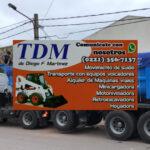 Movimiento de suelo TDM de Diego F. Martinez